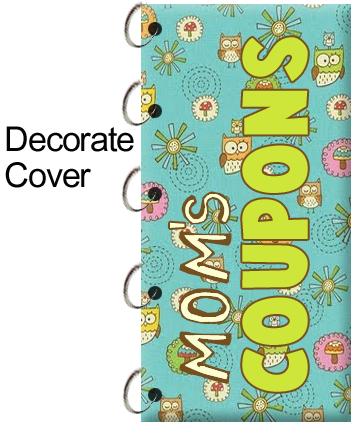 Decorate cover.