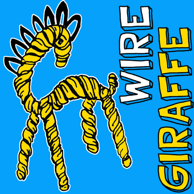 How to Make a Wire Giraffe