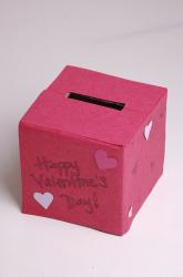 Kleenex Box Valentine's Day Mailbox