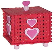 Valentine Stick Box