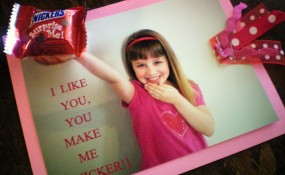 You Make Me Snicker
