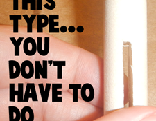 If you have the above type you don't have to do anything.