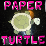 Make a Turtle Paper Toy Model