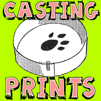 How to Make Plaster Castings of Animal Tracks or Handprints