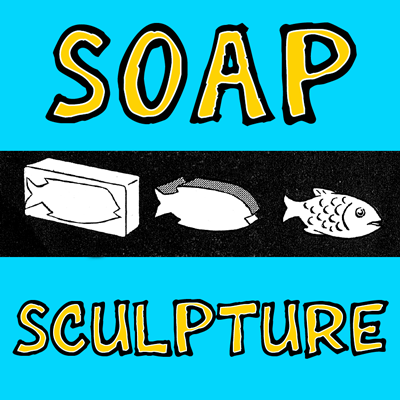 Soap Carving for Kids and Making Soap Sculptures Safely